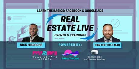 Webinar | Learn The Basics: Facebook & Google Ads 5/20/20 tickets
