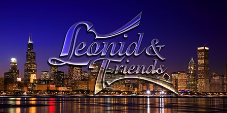 "Leonid & Friends ""The greatest Chicago tribute in the world"" tickets"