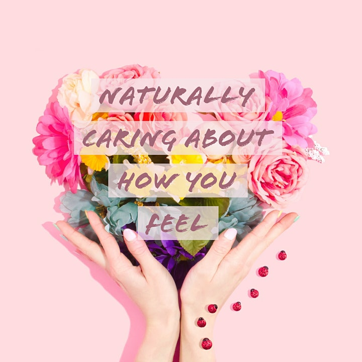 Naturally Caring About How You Feel image