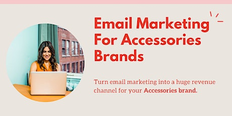 Skyrocket Your Email Marketing Strategy for Jewelry Brands tickets
