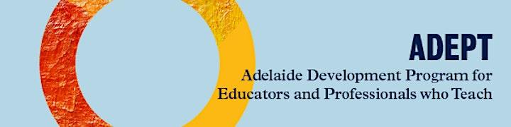 ADEPT - Explicitly Teaching Employability Workshop image