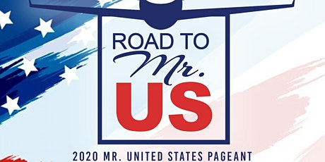 2020 Mr. United States Competition tickets
