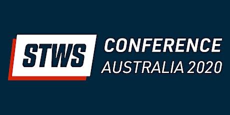 Australia Sports Tech Conference 2020 tickets