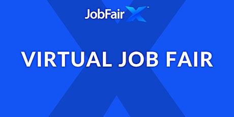 (VIRTUAL) New York City Job Fair - July 20, 2020 tickets