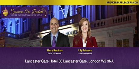 Join The Speakers Are Leaders Preview tickets