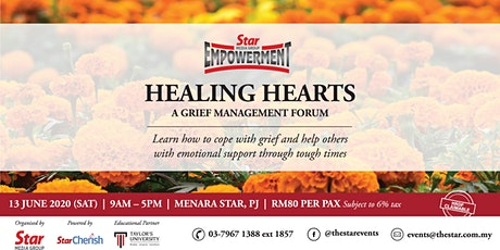 Healing Hearts tickets