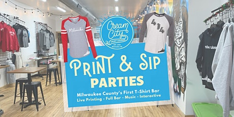 Print and Sip Parties tickets