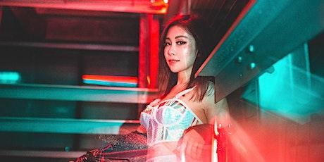 DJ Miyuki Trance Livestream Tickets