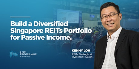 Beat The Dive REITs LIVE Online Programme by Kenny Loh tickets