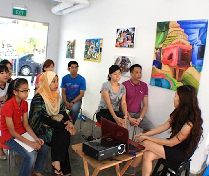 Direct School Admission Art Clinic Talk image