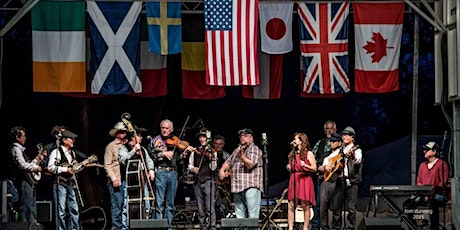 Oklahoma's International Bluegrass Festival 2020 tickets