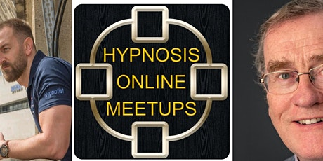 Hypnosis Online Meet Ups - Dr Mark Chambers and Ian Cue tickets