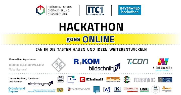 ITC1-HACKATHON 2020 - goes ONLINE: Bild