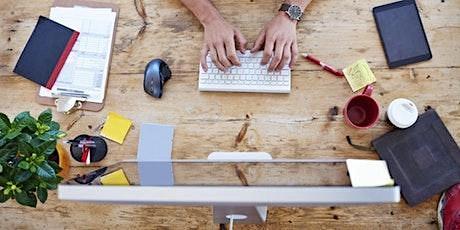 Webinar - How To Run Interactive Online Workshops (cost £25) tickets