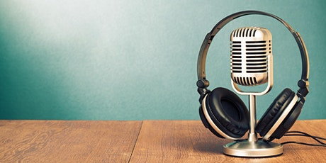 Power of Podcasting Webinar Edinburgh tickets