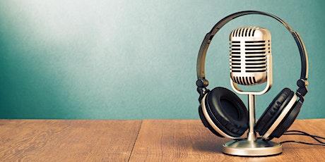 Power of Podcasting Webinar Dublin tickets