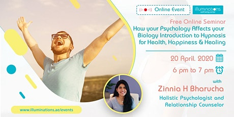 Free Online Seminar! How Your Psychology Affects Your Biology tickets