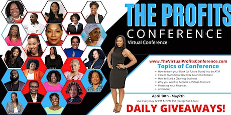 The VIRTUAL Profits Conference tickets