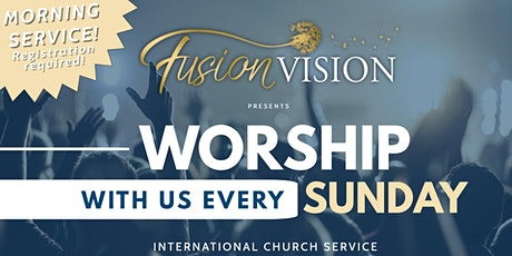 Fusion Morning Service tickets