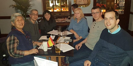 Epsom Spanish Meetup (online) tickets