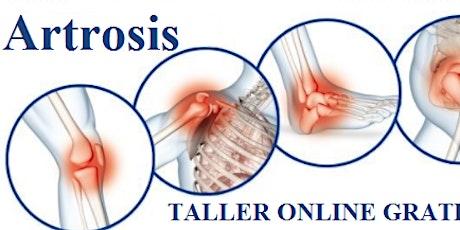 Copia de Reduce el dolor causado por la ARTROSIS (propia, de familiares y de pacientes) entradas