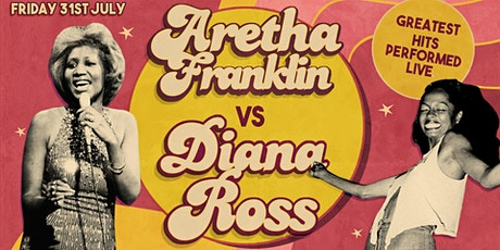 Aretha vs Diana tickets
