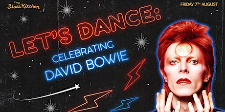 Let's Dance: Celebrating Bowie tickets