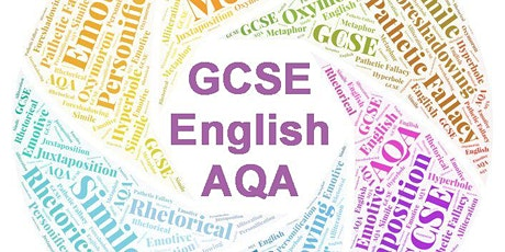 GCSE English - Paper 1 & 2 - Online Group Tuition for Years 9,10,11 & Resit tickets