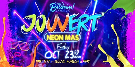 Bacchanal J'ouvert 2020 - Neon Mas - Tickets - $26.56 - $66.73 tickets