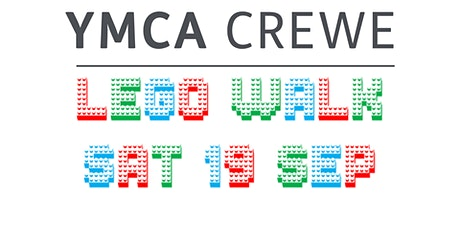 YMCA Crewe Lego Walk tickets