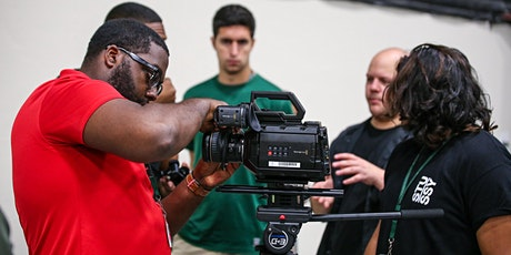 Fall 2020 Georgia Film Academy Introduction to On-Set Film Production- Pinewood Wednesday tickets