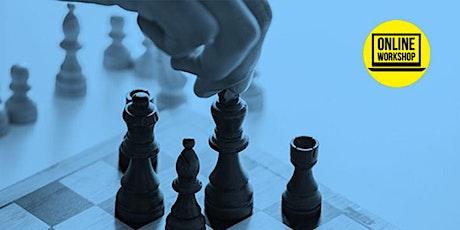 Die Kunst, Verhandlungen spielerisch zu führen - Online Workshop