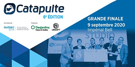 Grande Finale CATAPULTE 2020 billets