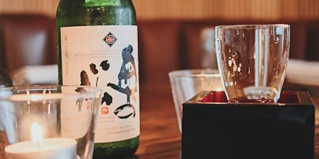 Omakase Dinner and Sake Pairing for 5 Guests tickets