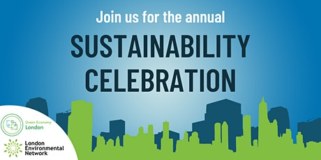 Sustainability Celebration tickets