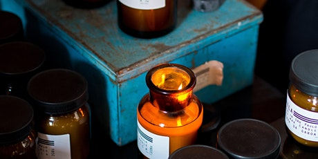 Aromatherapy Candle Making With Yougi tickets