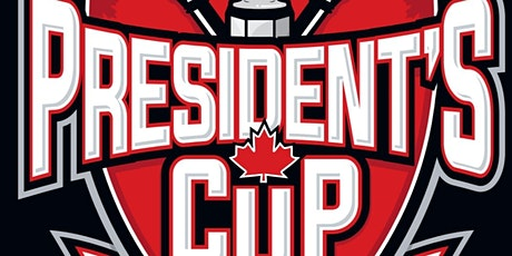 2020 Presidents Cup billets
