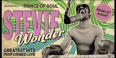 Stevie Wonder: Prince of Soul tickets