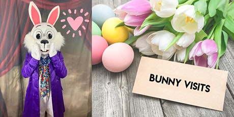 Easter Bunny Visits - Lincoln Park and Pequannock NJ tickets