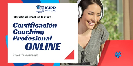 Certificación de Coaching Profesional Online tickets