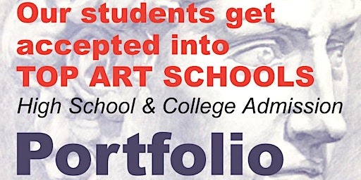 Virtual Art Portfolio Review and Prep (High School and College)