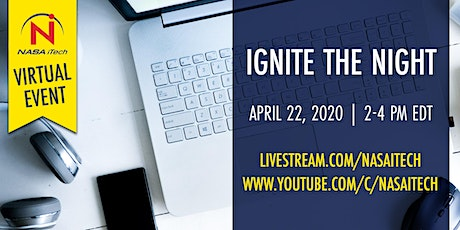 Ignite the Night, a Virtual Event tickets