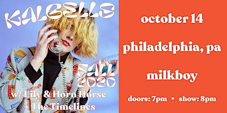 Kalbells (featuring Annakalmia Traver of Rubblebucket) tickets