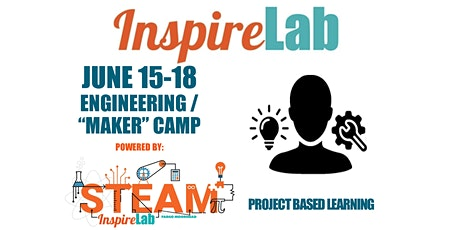 "SUMMER 2020: ENGINEERING / ""MAKER"" CAMP tickets"