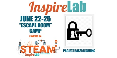 "SUMMER 2020: ""ESCAPE ROOM"" CAMP tickets"