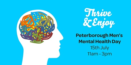 Peterborough Men's Mental Health Day tickets