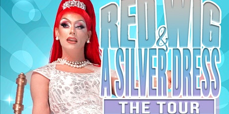 Glasgow presents Divina De Campo - Red Wig & a Silver Dress  (ages 14+) tickets