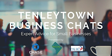 Tenleytown Business Chat - virtual meeting tickets
