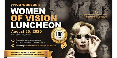 Women of Vision 2020 tickets