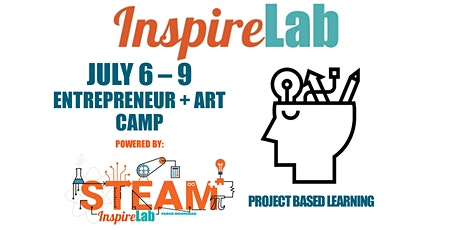 SUMMER 2020: ENTREPRENEUR + ART CAMP tickets